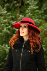 Jane Bond- Winter hat collection 2012