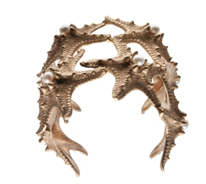 Antipearle Starfish Cuff 2012
