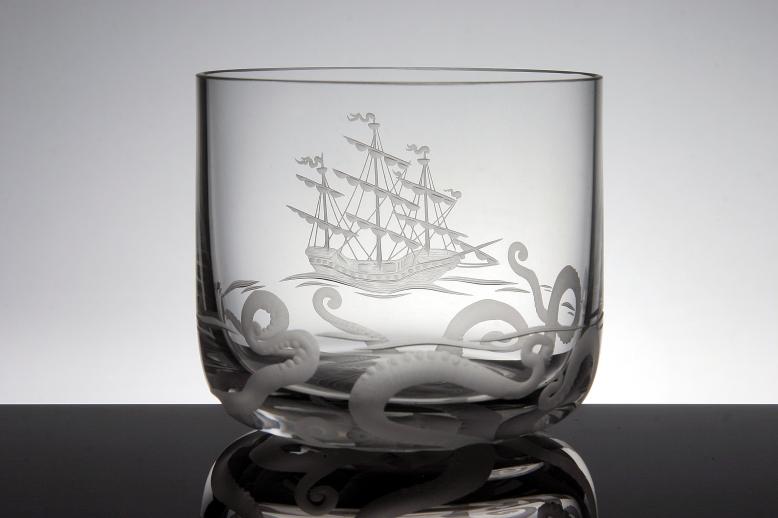 Marienberg Czech glassware