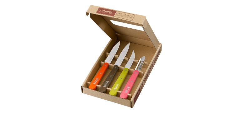 Opinel Kitchen Essentials