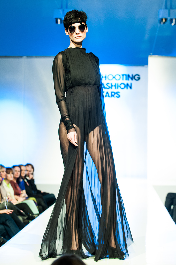 La Formela 2012- They went onto be one of the biggest young stars from Prague Fashion Weekend 2012