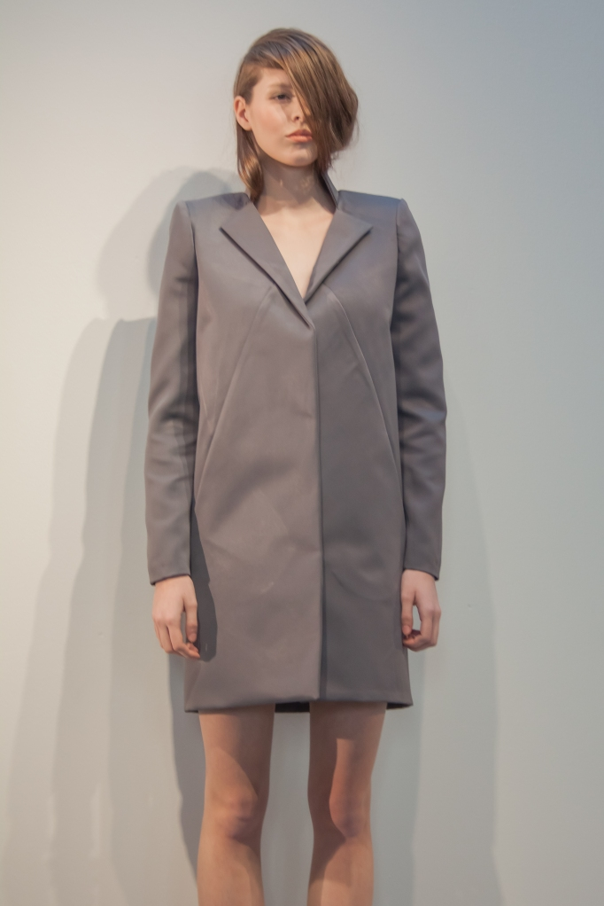 Curtain material gets a new lease on life with PBL Prague's s/s 13 collection.Photo Credit: Benjamin Vales