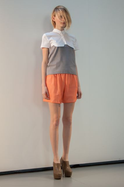 The perfect bloomer short for those days spent at the beer gardens or walking around the city