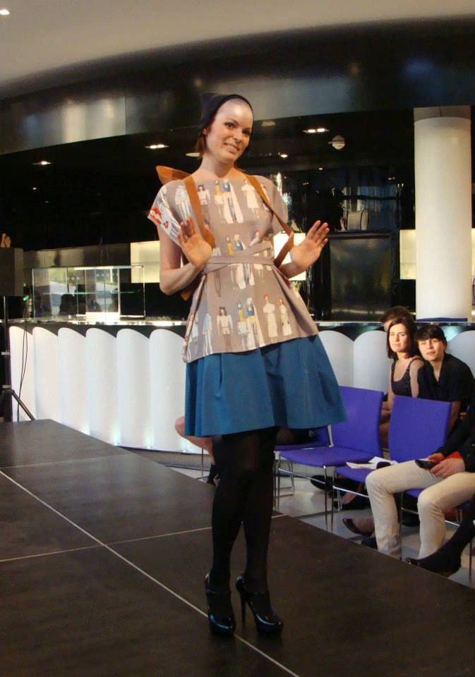 Magdalena Maresova's collection a mixture of Amsterdam sweetness