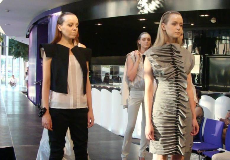 Denisa Vasil'ova's graduate collection