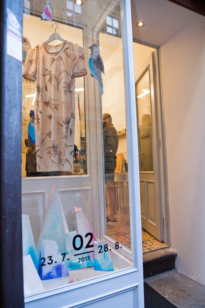 Off the beaten path store Kurator is a gem on the Prague shopping scene
