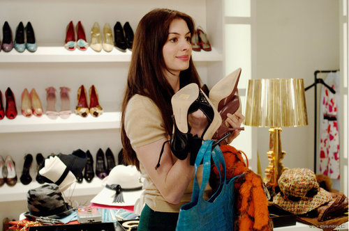 The Devil Wears Prada made the Fashion Editor larger than life and slightly insane