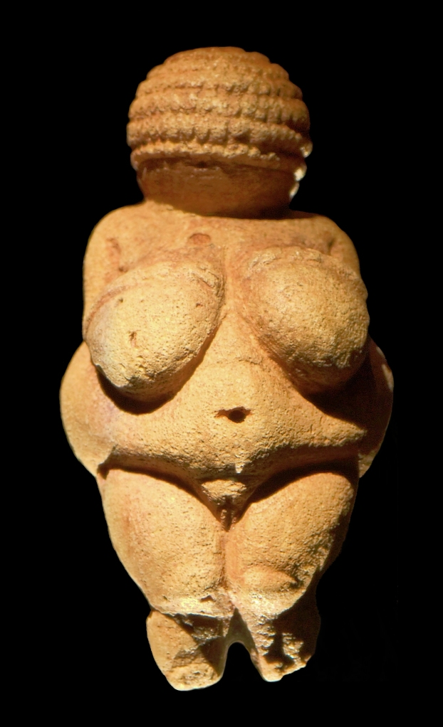 Venus of Willendorf- Mr. Koon's inspiration behind the limited edition champagne bottle
