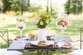 Outdoor picnics redefined at Chateau Mcely