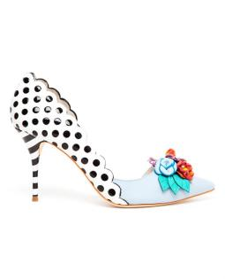 Sophia Webster's lady like shoe